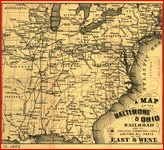 Railroad Historic Maps
