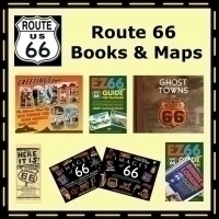 Route 66 Books and Maps