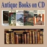 Antique Books on CD