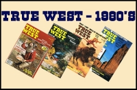 1980's True West Magazines